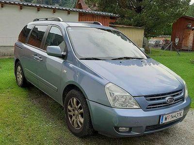 gebraucht Kia Carnival 2,9 CRDi VGT Kombi / Family Van