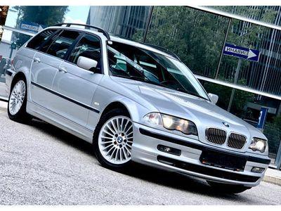 used BMW 330 3er-Reihe Kombi Diesel (E46) touring