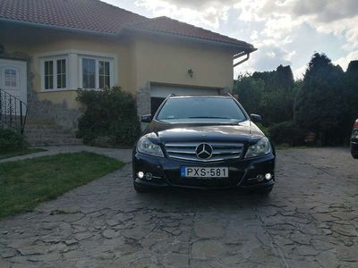 gebraucht Mercedes C200 C-KlasseCDI BlueEFFICIENCY Kombi / Family Van