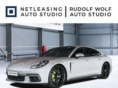 "gebraucht Porsche Panamera Turbo 4 E-Hybrid V6-Bi LED/Bose/Pano/21"" Klima"