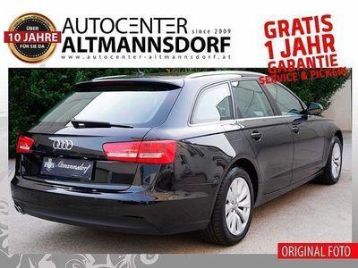 gebraucht Audi A6 Avant 2,0 TDI AUT*NAVI***SOFORT-KREDIT*MOD2013
