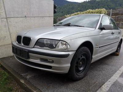 gebraucht BMW 320 3er-Reihe Diesel (E46) Österreich-Paket