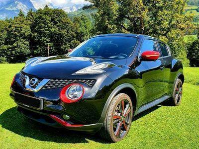 gebraucht Nissan Juke 1,2 DIG-T Acenta, Garantie bis 2024