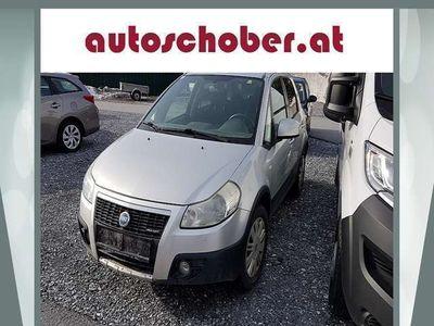 gebraucht Fiat Sedici 1,9 JTD Multijet Emotion