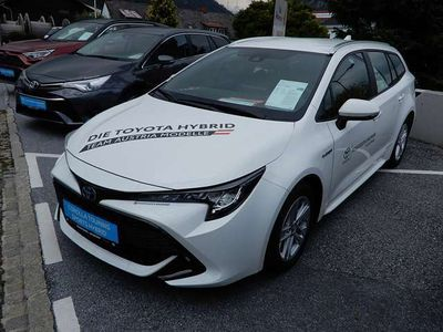 gebraucht Toyota Corolla Kombi 1,8 Hybrid Active