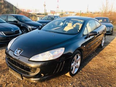 gebraucht Peugeot 407 Coupe Exclusive 2,7 V6 HDI Tiptronic