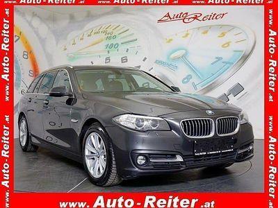 gebraucht BMW 520 d Touring Österreich-Paket Aut. *LEDER, XENON, NAV