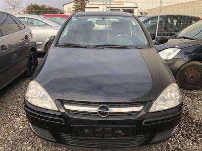 gebraucht Opel Corsa 1,0 Style Klein-/ Kompaktwagen