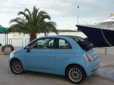 brugt Fiat 500C 500 Cabrio,TWIN-AIR-TURBO ,86 PS Cabrio / Roadster,