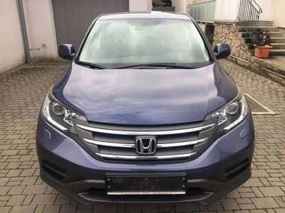 gebraucht Honda CR-V 2,0i-VTEC 4x4 Comfort//1.Besitz//