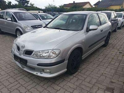 gebraucht Nissan Almera 1,5 16V Luxury * Pickerl bis 09/21 * Tausch Möglich * Klein-/ Kompaktwagen
