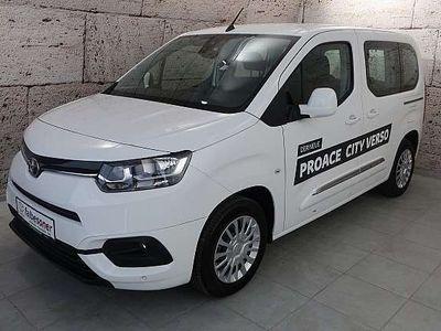 gebraucht Toyota Verso Proace CityL1 1,2 110 Shuttle