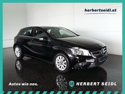 gebraucht Mercedes A180 A-KlasseCDI Edition Lifestyle Aut. *TOPANGEBOT* Limousine