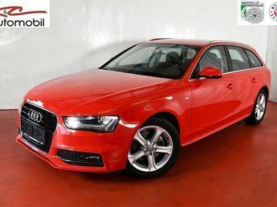 brugt Audi A4 Avant 2,0 TDI S-Line