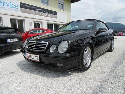 gebraucht Mercedes CLK200 CLK-KlasseCabrio Elegance Aut. Cabrio / Roadster,