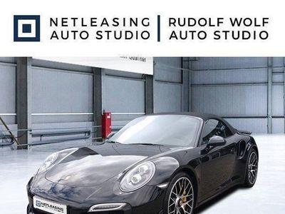 gebraucht Porsche 911 Turbo S Cabriolet 3.8 Styling/Klima/TV Tuner