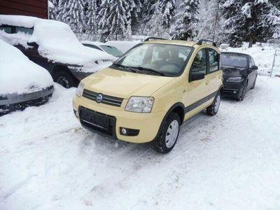 brugt Fiat Panda 1.2 8V Climbing 4X4-KLIMATRONIK
