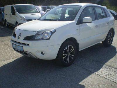 gebraucht Renault Koleos 2,0 dCi 4x4 Exception DPF Aut.