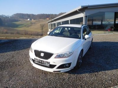 gebraucht Seat Exeo ST Reference 2,0 TDI CR