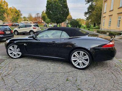 gebraucht Jaguar XK8 4,2 V8 Cabrio ! NUR 78.000 KM !! Servicebuch lück