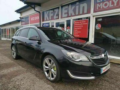 gebraucht Opel Insignia Business Edition A Sports Tourer Kombi / Family Van