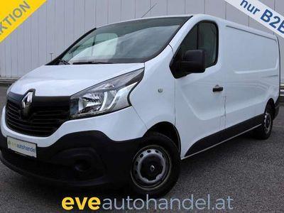 gebraucht Renault Trafic L2H1 Firmen: 13.500,- inkl. MwSt NAVI TEL TEMP