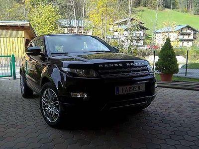 gebraucht Land Rover Range Rover evoque SD4 AWD SUV / Geländewagen