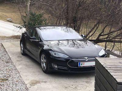 gebraucht Tesla Model S Type 002/ Variante 85/ Version P21 Limousine