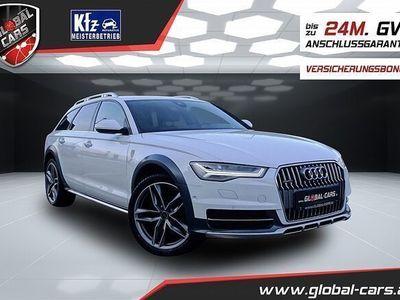 gebraucht Audi A6 Allroad 3,0TDI*BOSE*NAVI*LUFT*MEGAVOLL!!! Kombi / Family Van