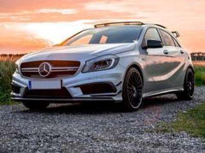 gebraucht Mercedes A45 AMG A-KlasseKlein-/ Kompaktwagen