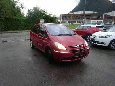 gebraucht Citroën Xsara Picasso 1,6i Family