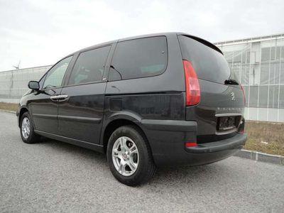 gebraucht Peugeot 807 ST Premium 2,0 HDI 110ps*7 Sitze*Klimaautomatik*