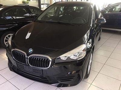 gebraucht BMW 216 Active Tourer d nur 7.480km, Navi, Parkassistent,