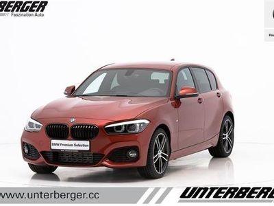 used BMW 118 i / M-Sportpaket / LED / HIFI / Navi