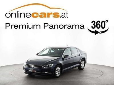 used VW Passat CL 2,0 TDI BMT NAVI RADAR AHK SHZ MEGAPREIS Limousine,