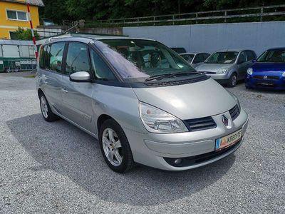 gebraucht Renault Espace Expression 2,0 dCi Kombi / Family Van