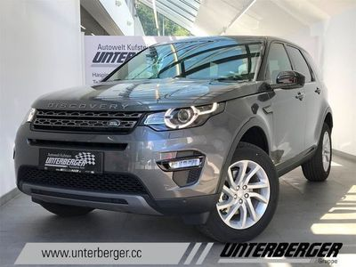 gebraucht Land Rover Discovery Sport 2,0 TD4 SE