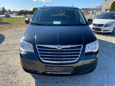 gebraucht Chrysler Grand Voyager VoyagerLX 2,8 CRD Aut.Neues Pickerl Wenig Kilometer! Kombi / Family Van