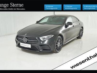 gebraucht Mercedes CLS350 d 4MATIC Coupé