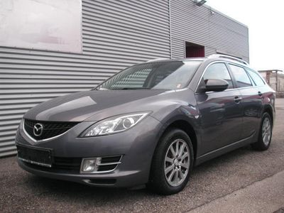 brugt Mazda 6 Sport Combi 1,8i TE-TOP ZUSTAND -WENIG KM-EINTAUSC