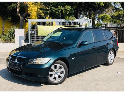 gebraucht BMW 320 3er-Reihe Diesel (E91) Touring Österreich-Paket