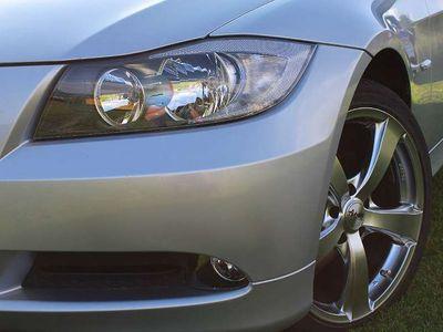 gebraucht BMW 318 3er-Reihe i E90 EfficientDynamics Limousine