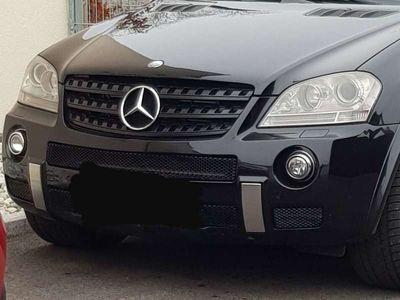 gebraucht Mercedes ML320 CDI 4MATIC Aut.