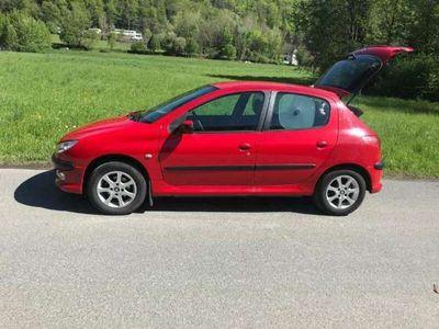 gebraucht Peugeot 206 Sport Line 1,4 16V