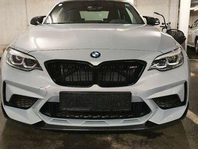 gebraucht BMW M2 2er-ReiheCompetition Sportwagen / Coupé