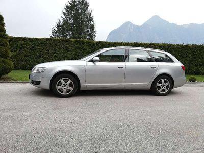 gebraucht Audi A6 Avant 2.7 TDI Quattro Kombi / Family Van