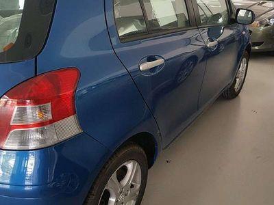 brugt Toyota Yaris Yaris1,0/5 SOL+ Klein-/ Kompaktwagen,