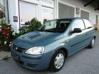 gebraucht Opel Corsa 10 12V