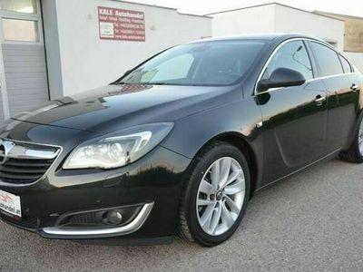 gebraucht Opel Insignia 2,0 CDTI Cosmo *1.Besitz*Leder*Xenon*Navi*