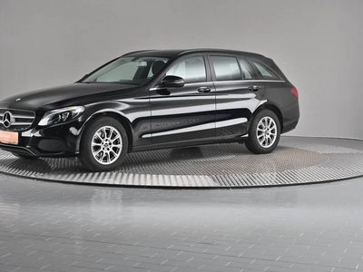 gebraucht Mercedes 200 C-KlasseT BlueTEC